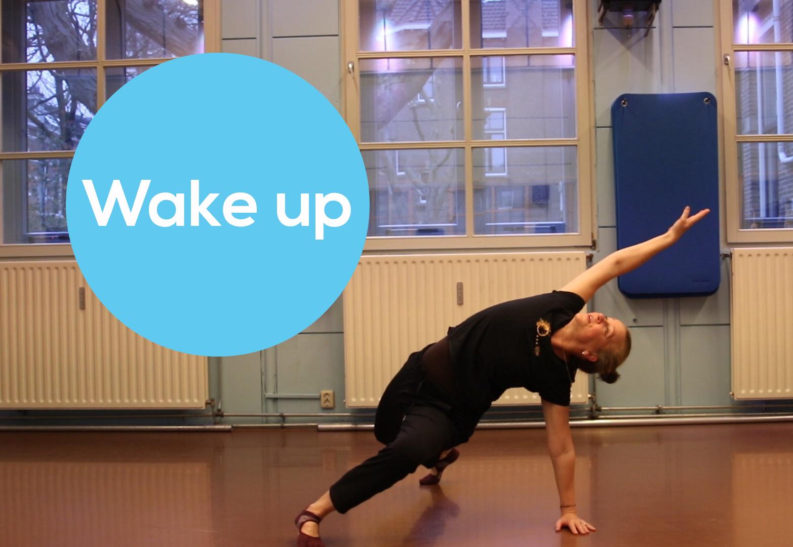 Wake up promo